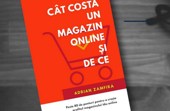 Cartea – Cât costă un magazin online și de ce